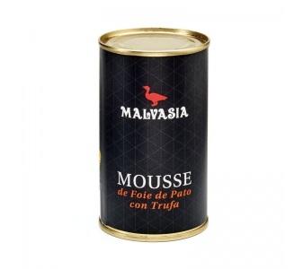 MOUSSE CON TRUFA