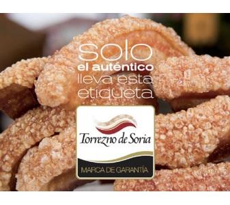 Torrezno de Soria, media panceta