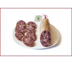 Chorizo de jabalí, sarta