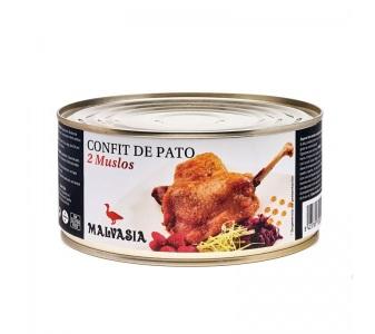 Bloc de foie gras de pato
